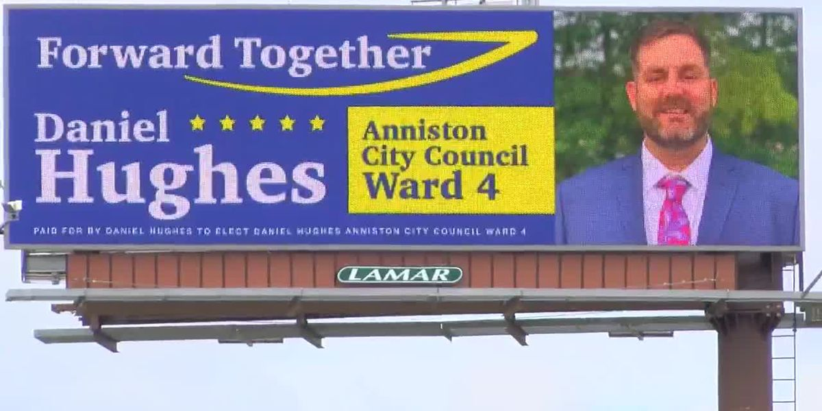 Anniston City Council candidate arrested, says it's part of smear campaign