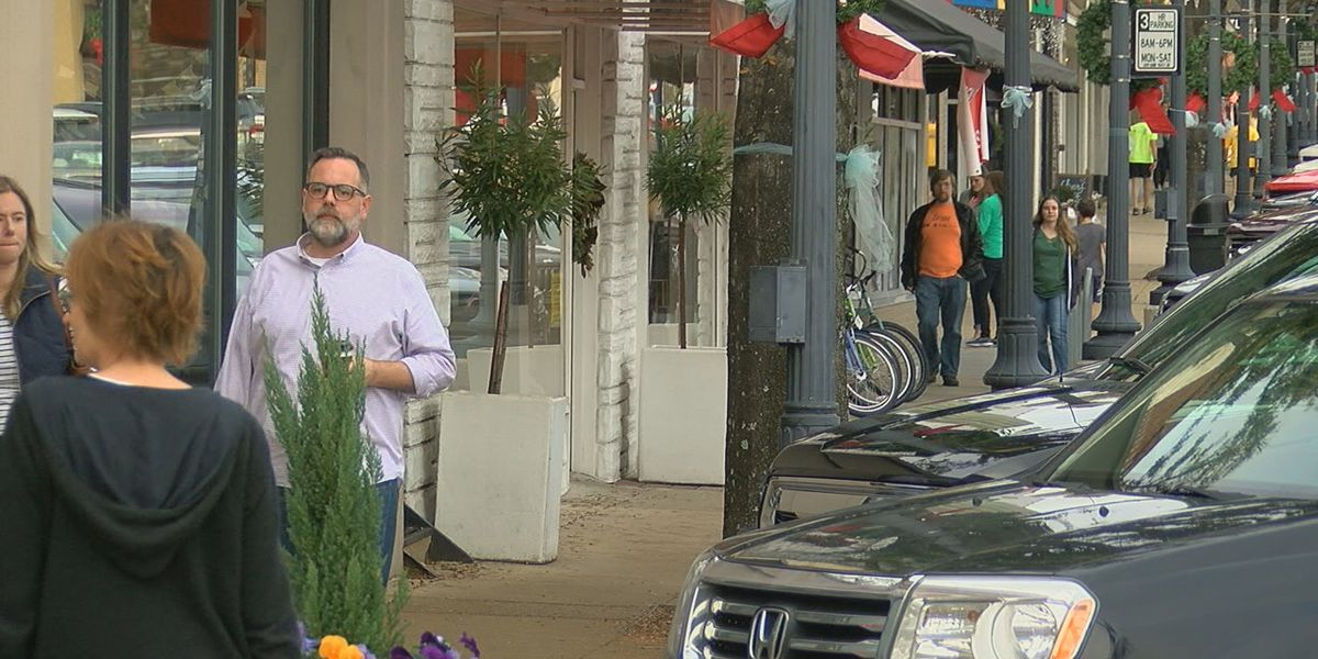 Small businesses pleased with holiday shopping season
