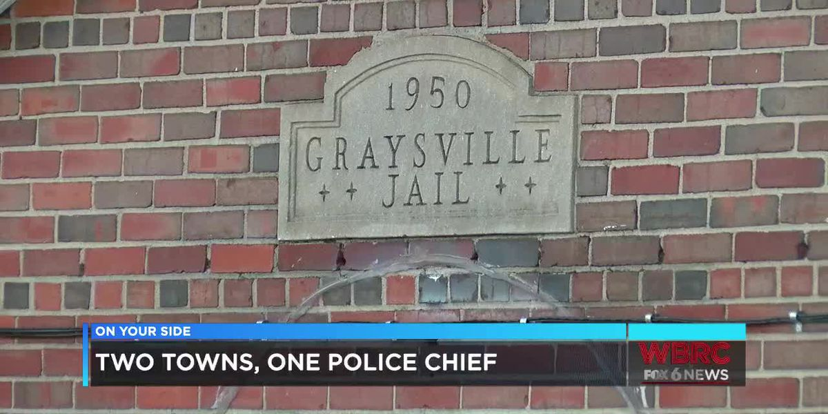 Two towns, one police chief