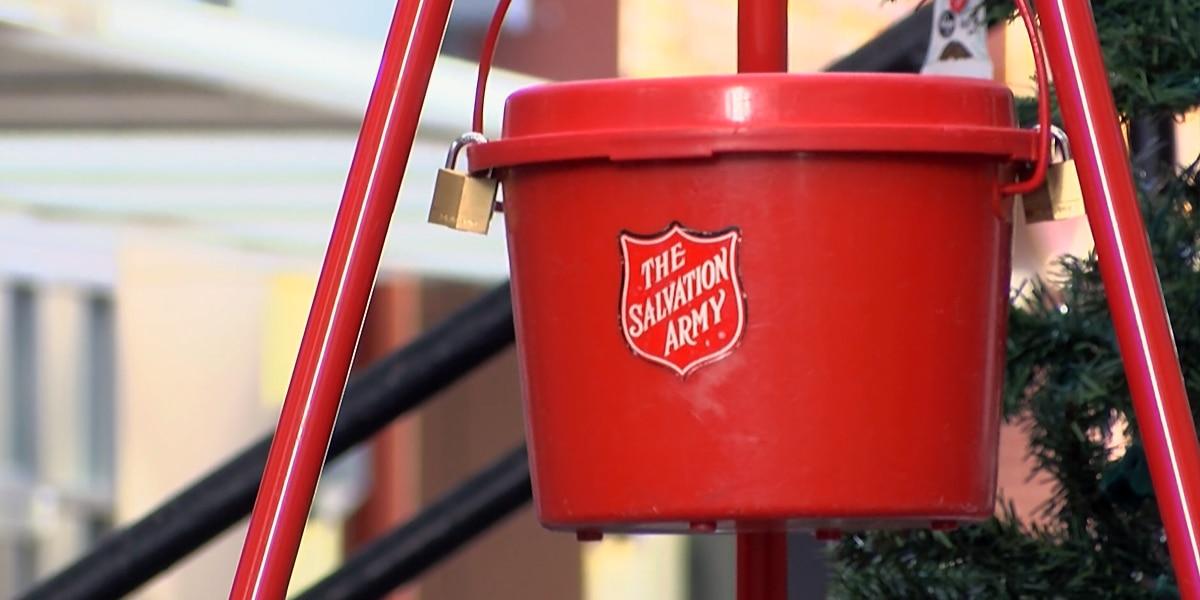 Salvation Army looking for Christmas season volunteers