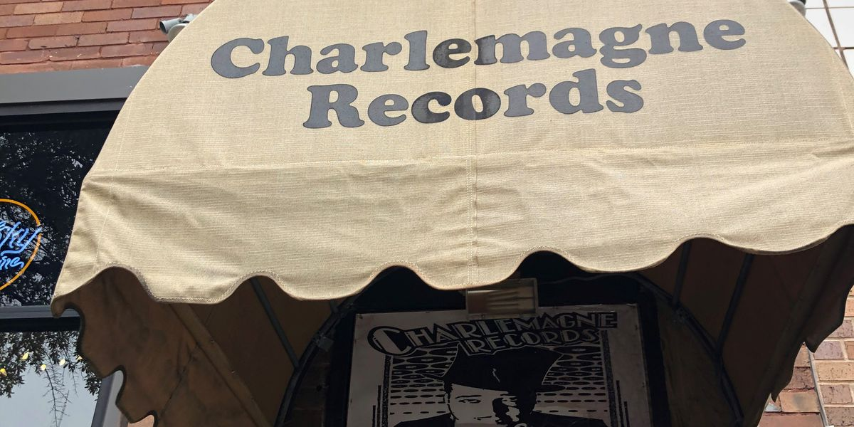 Say goodbye to Charlemagne; Birmingham's oldest record store closing Wednesday
