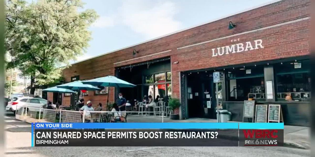 Can shared space permits boost restaurants?