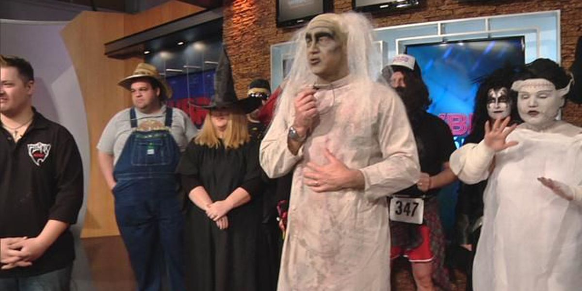 Happy Halloween from the Good Day crew!