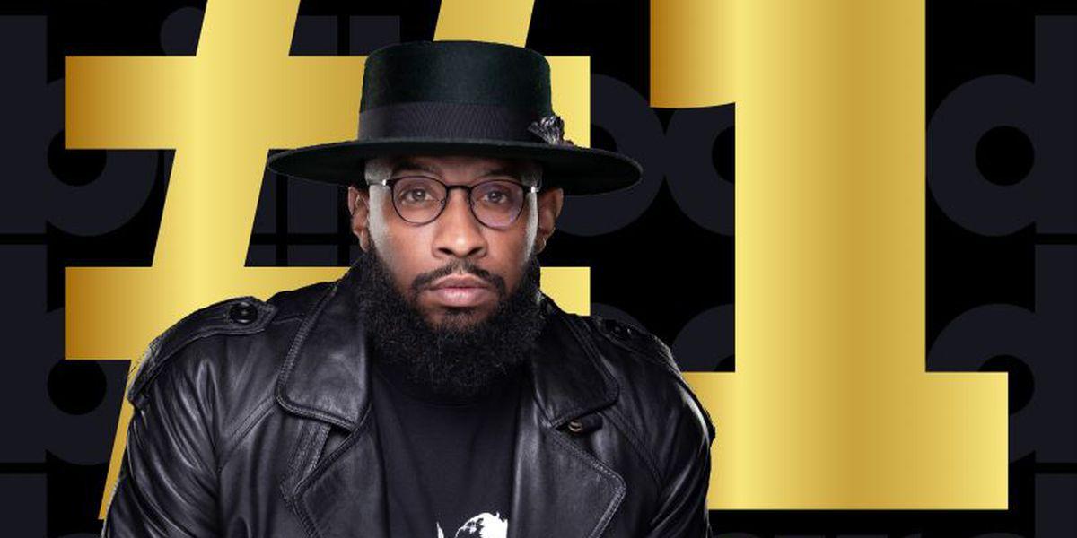 Birmingham pastor tops gospel charts with new hit