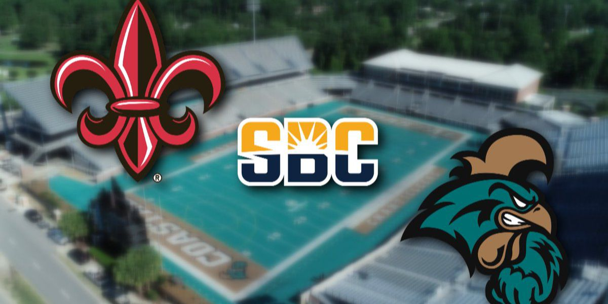 Coastal Carolina, Louisiana named co-champions after Sun Belt championship canceled
