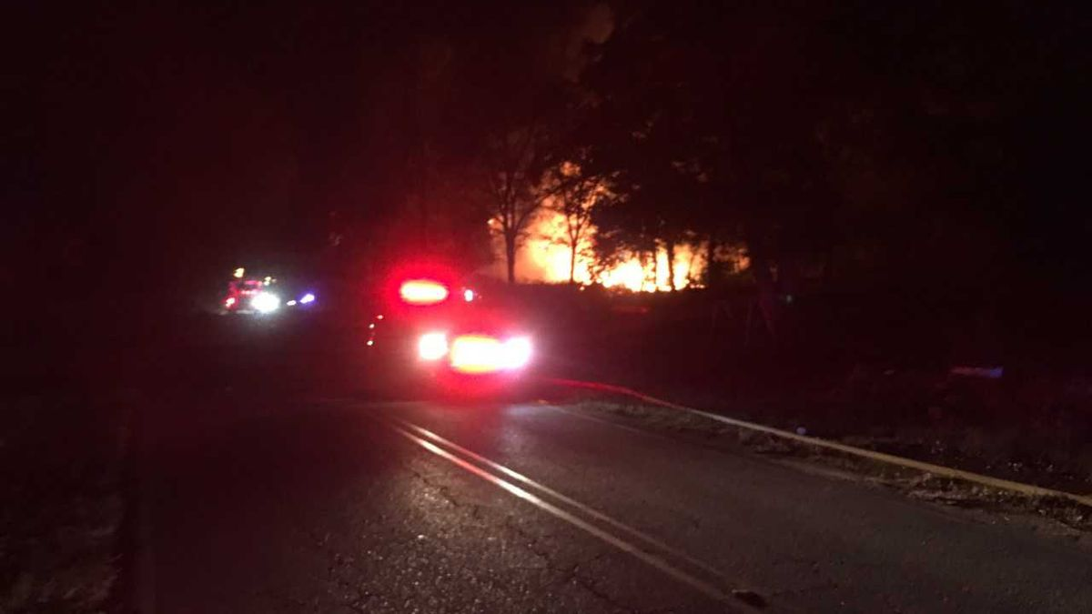 Fire destroys home belonging to Brighton mayor
