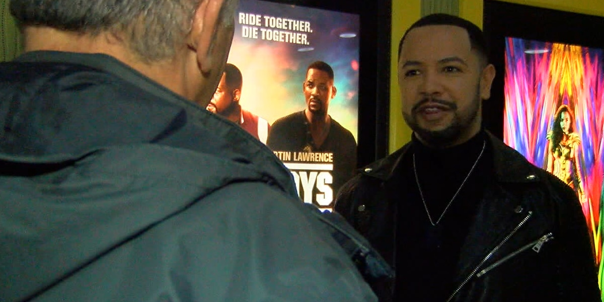 Anniston native appears in new Will Smith/Martin Lawrence film