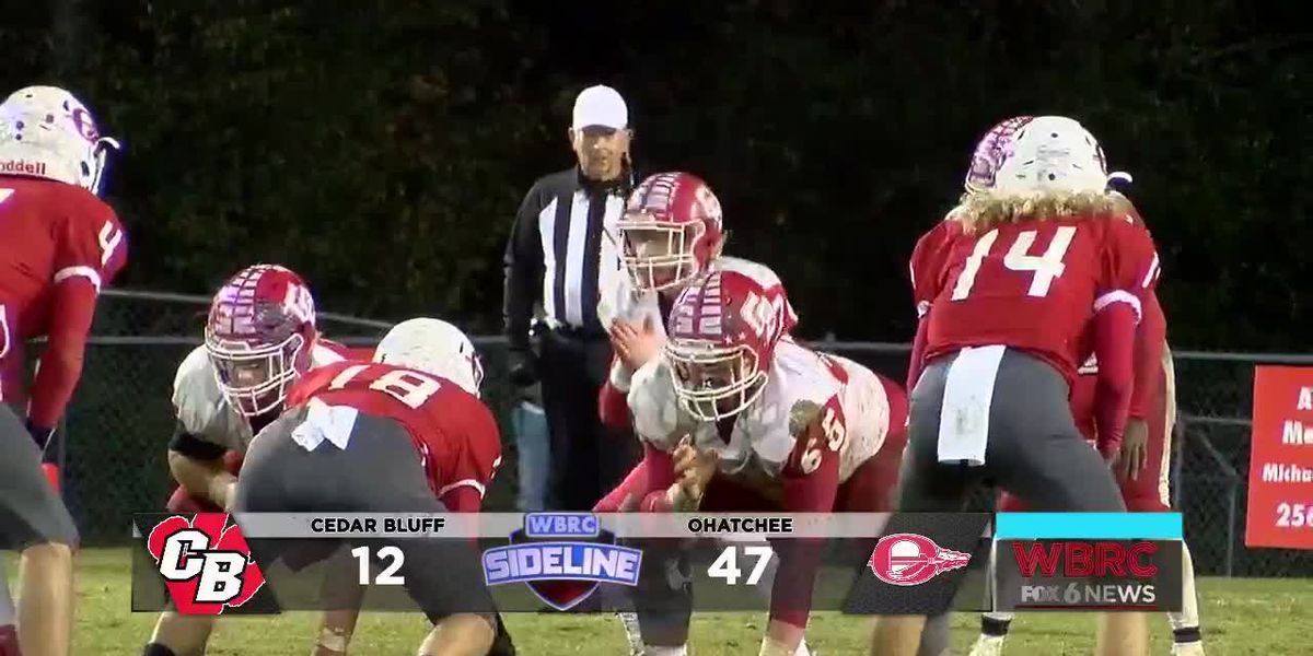 SIDELINE 2018 Week 1 Playoffs: Jeh Jeh's Game of the Week