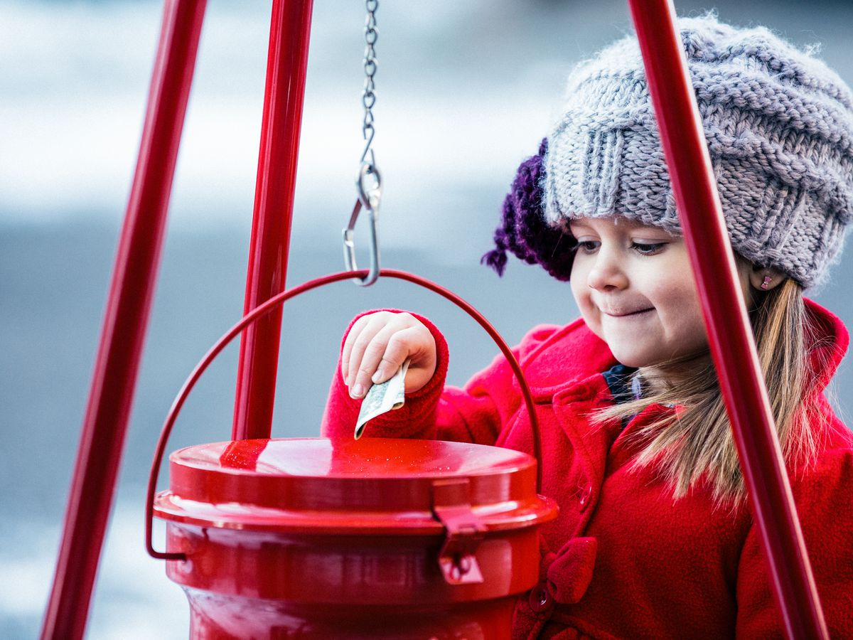 Birmingham Salvation Army Launches Red Kettle Christmas Campaign