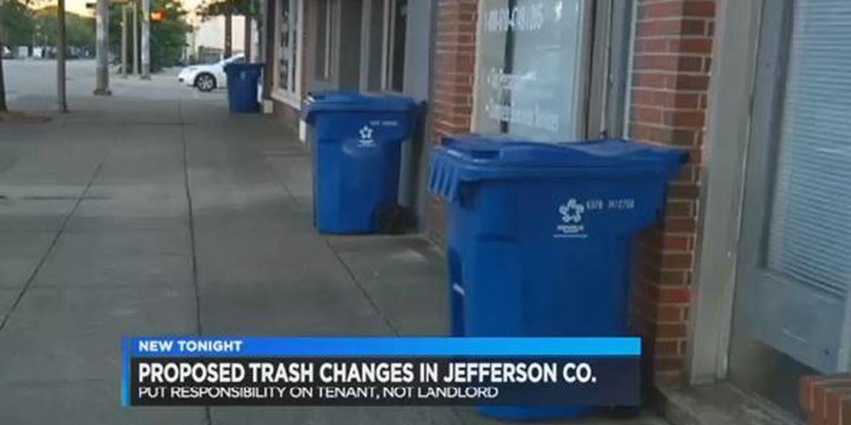 Trash amendment on November ballot