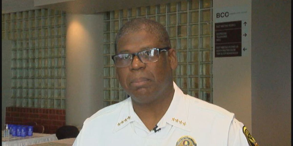 'I absolutely love this': Bessemer Police Chief retiring after 30 years in law enforcement