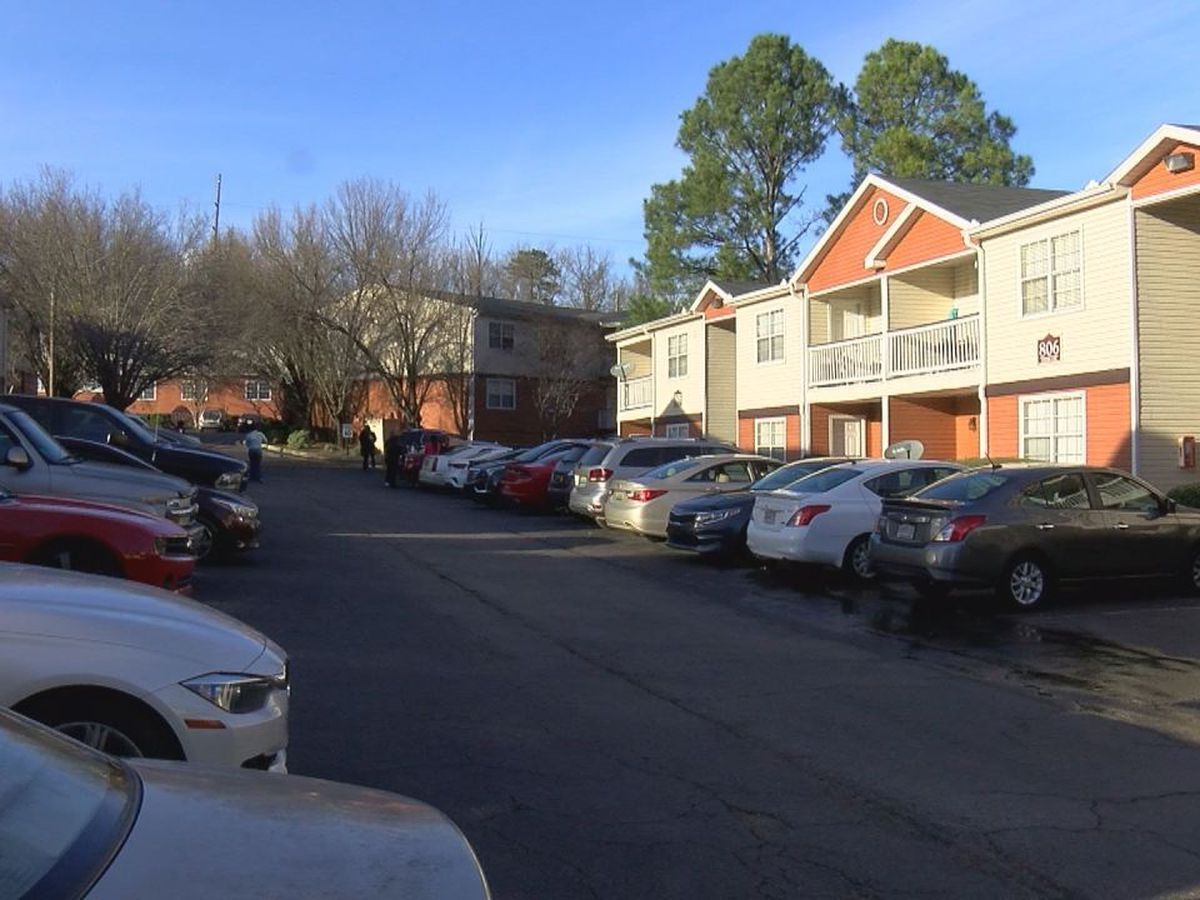 UPDATE: Arrest in shooting at Hoover apartment complex