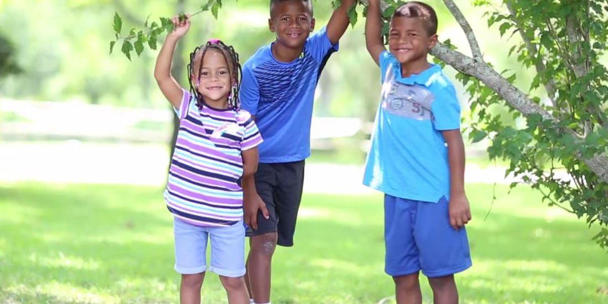 Heart Gallery Alabama: Jeremiah, Jayden & Jaleah