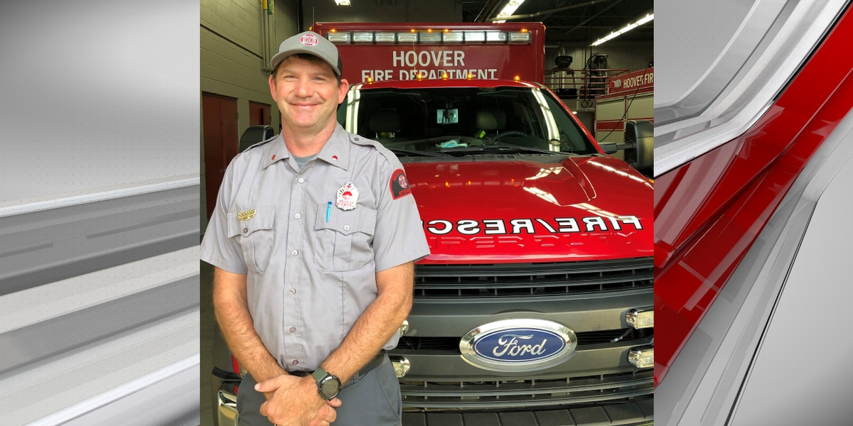 BREMSS Emergency Medical Services Personnel of the Year: Nathan Sweeney