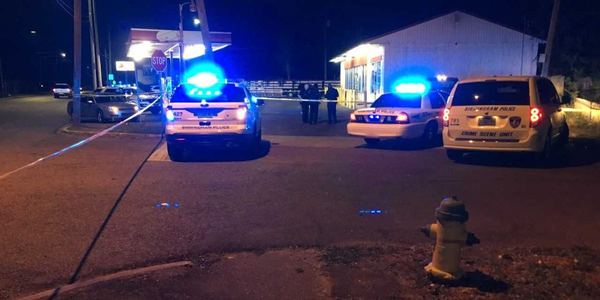 Man suffers life-threatening injuries in gas station shooting