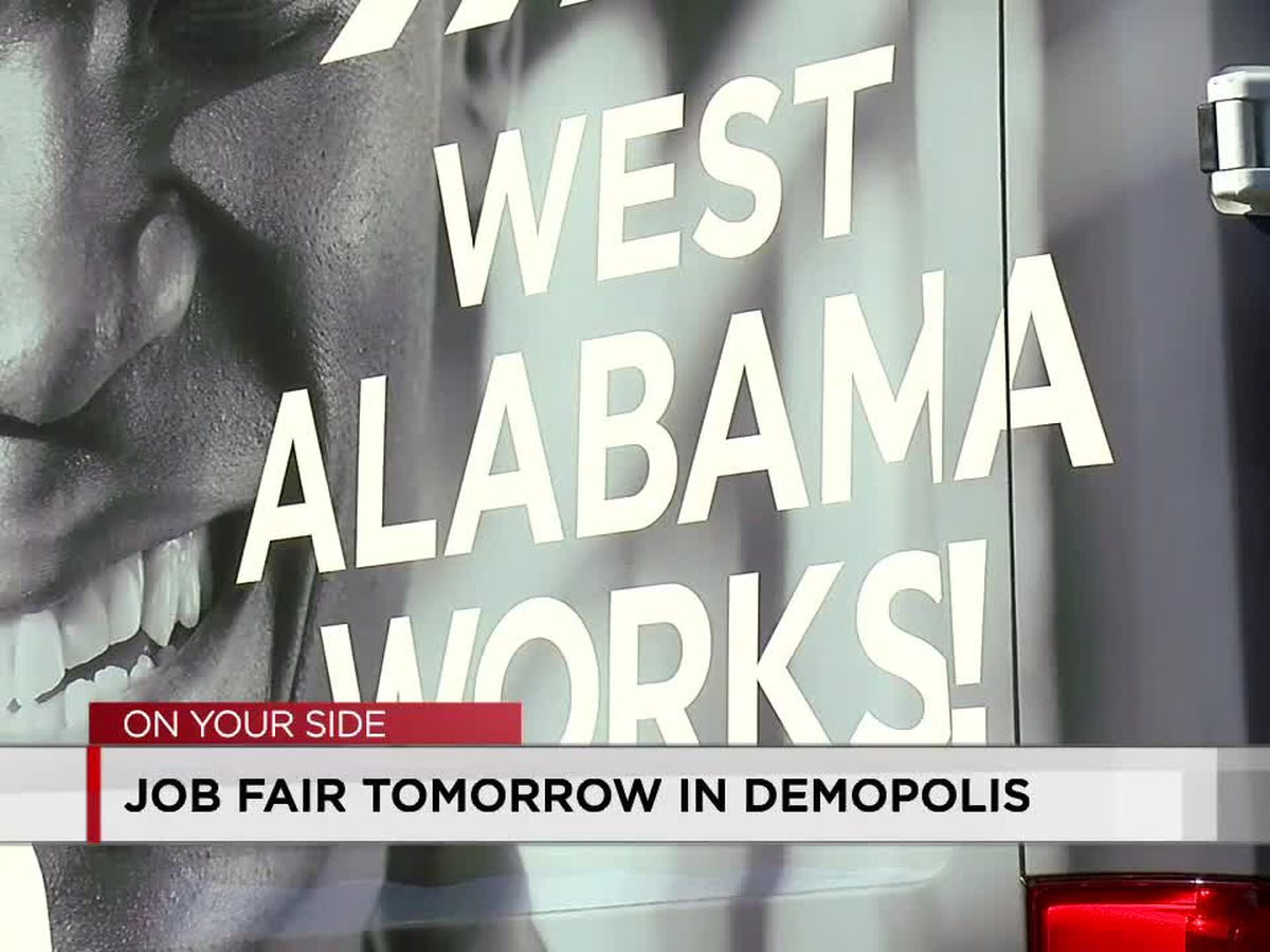 West Alabama Works organizing drive-thru job fair in Demopolis Thursday