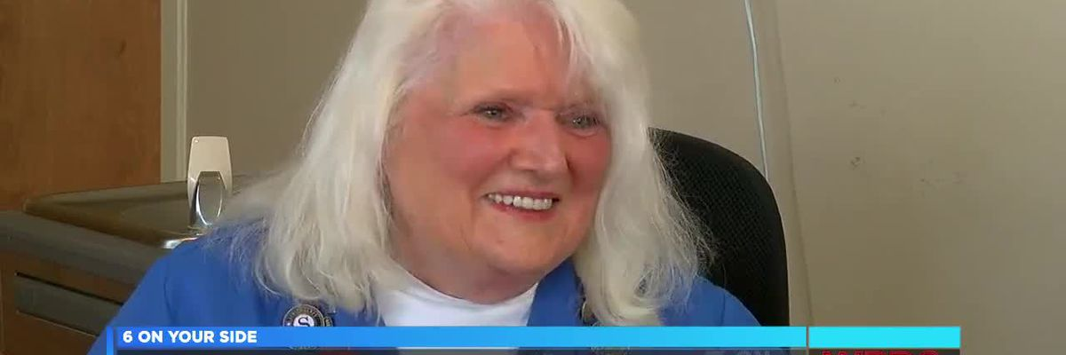 82-year-old Shelby County woman honored for her kindness and volunteerism