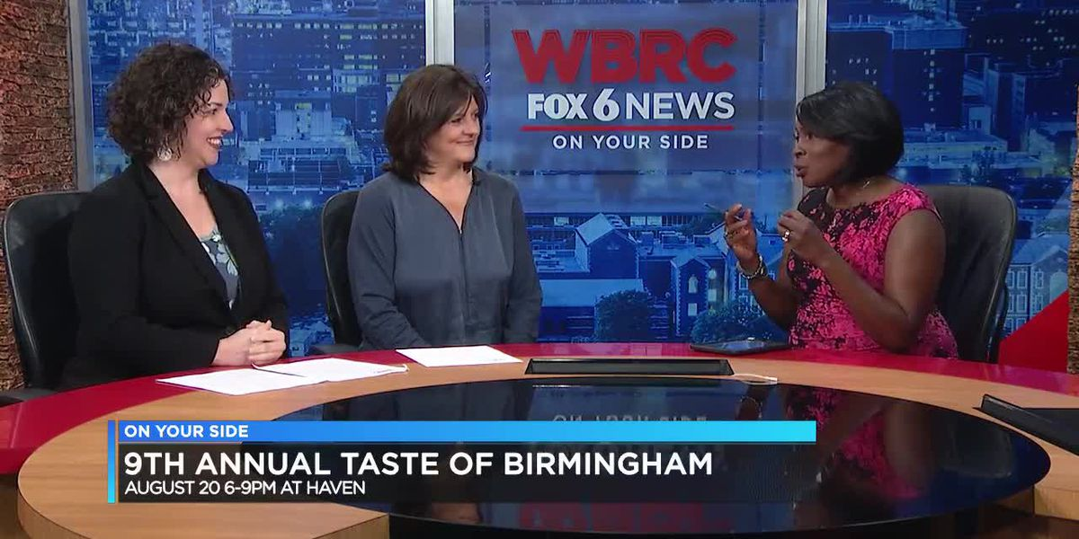9th Annual Taste of Birmingham