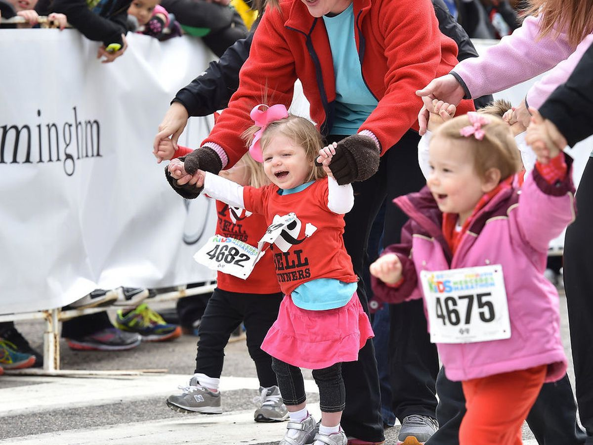 Running for the Children: Bell Runners raise money and awareness for the Bell Center
