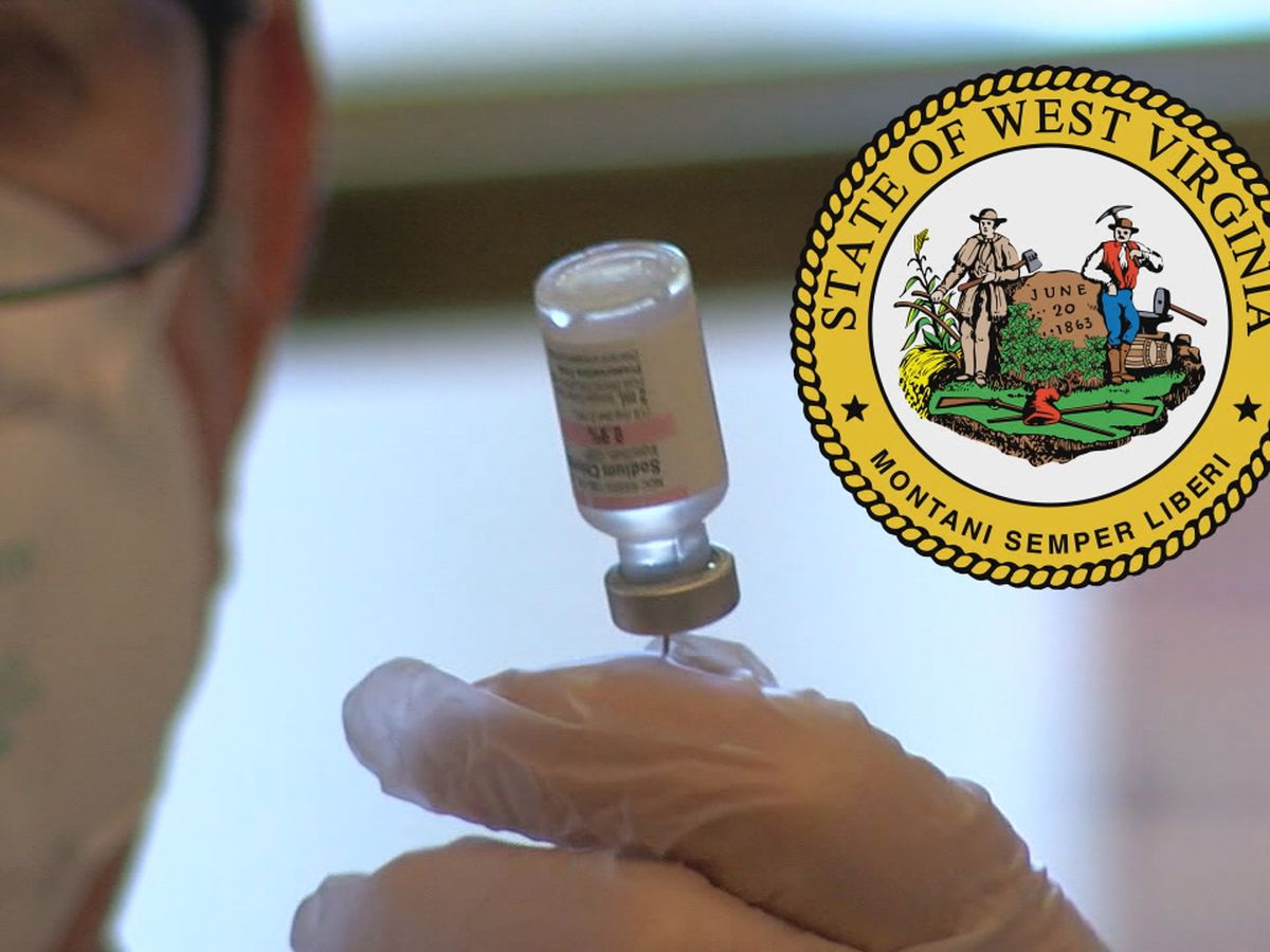 West Virginia leads nation in COVID-19 vaccine rollout, can Alabama ever catch up?