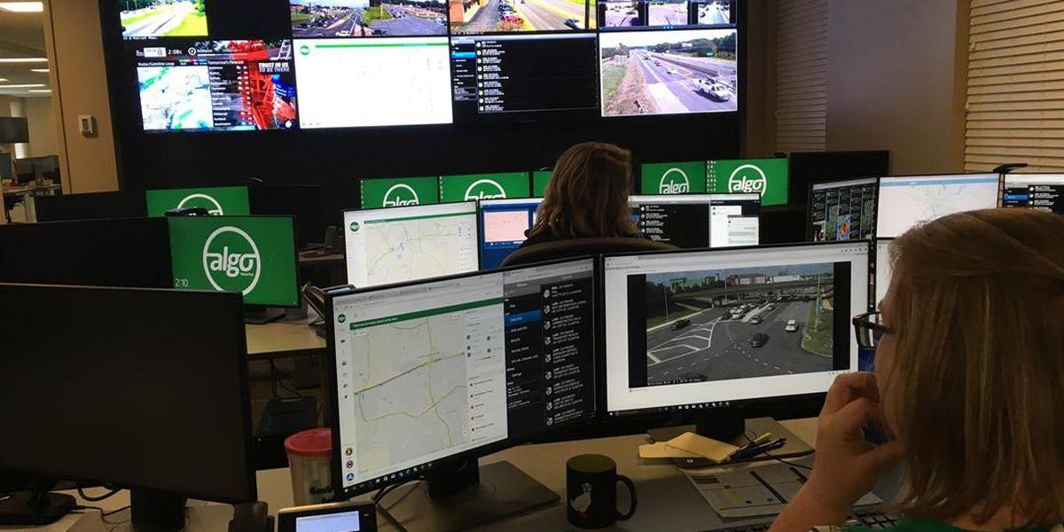 ALDOT Traffic Management Center helping west Alabama