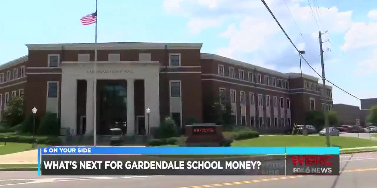 What's next for Gardendale school money?