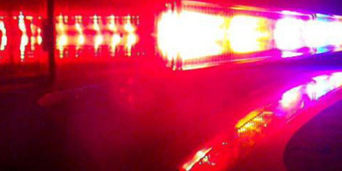 Leeds officer injured in two-vehicle crash
