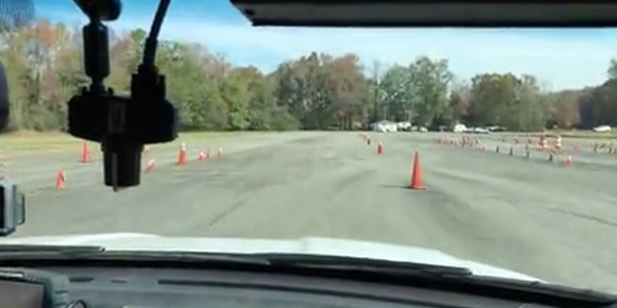 B'ham police training for high-speed pursuits
