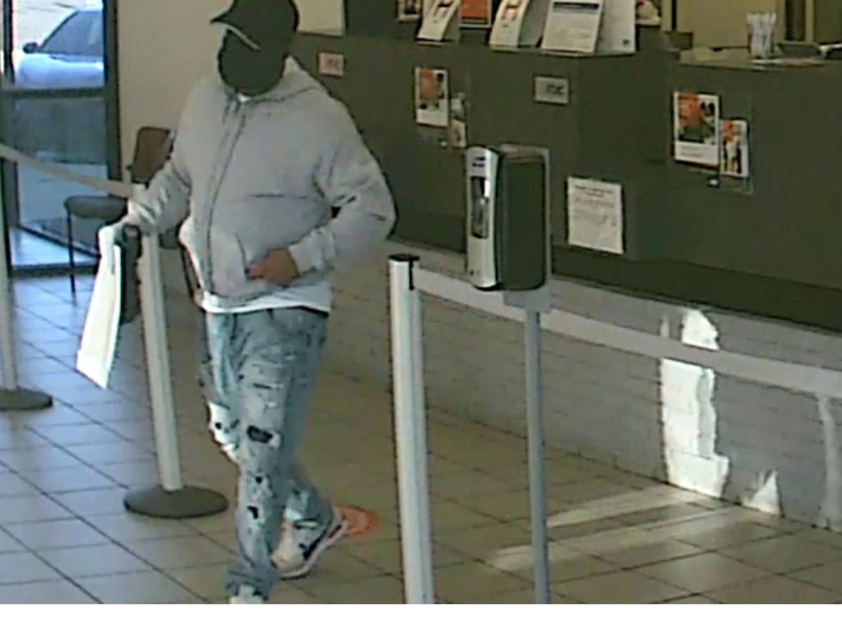 PNC Bank robbed, police still searching for suspect