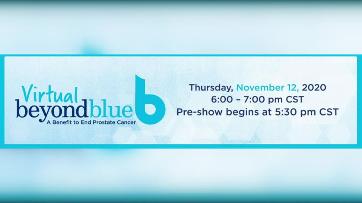 Beyond Blue fundraising event promotes prostate cancer awareness