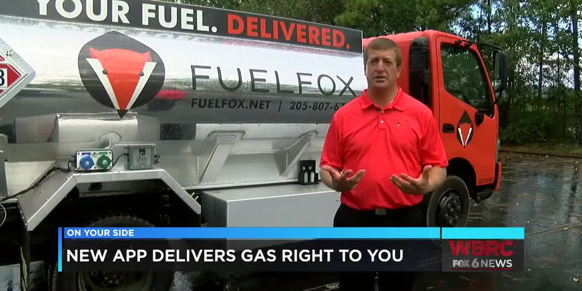 New app delivers gas right to you