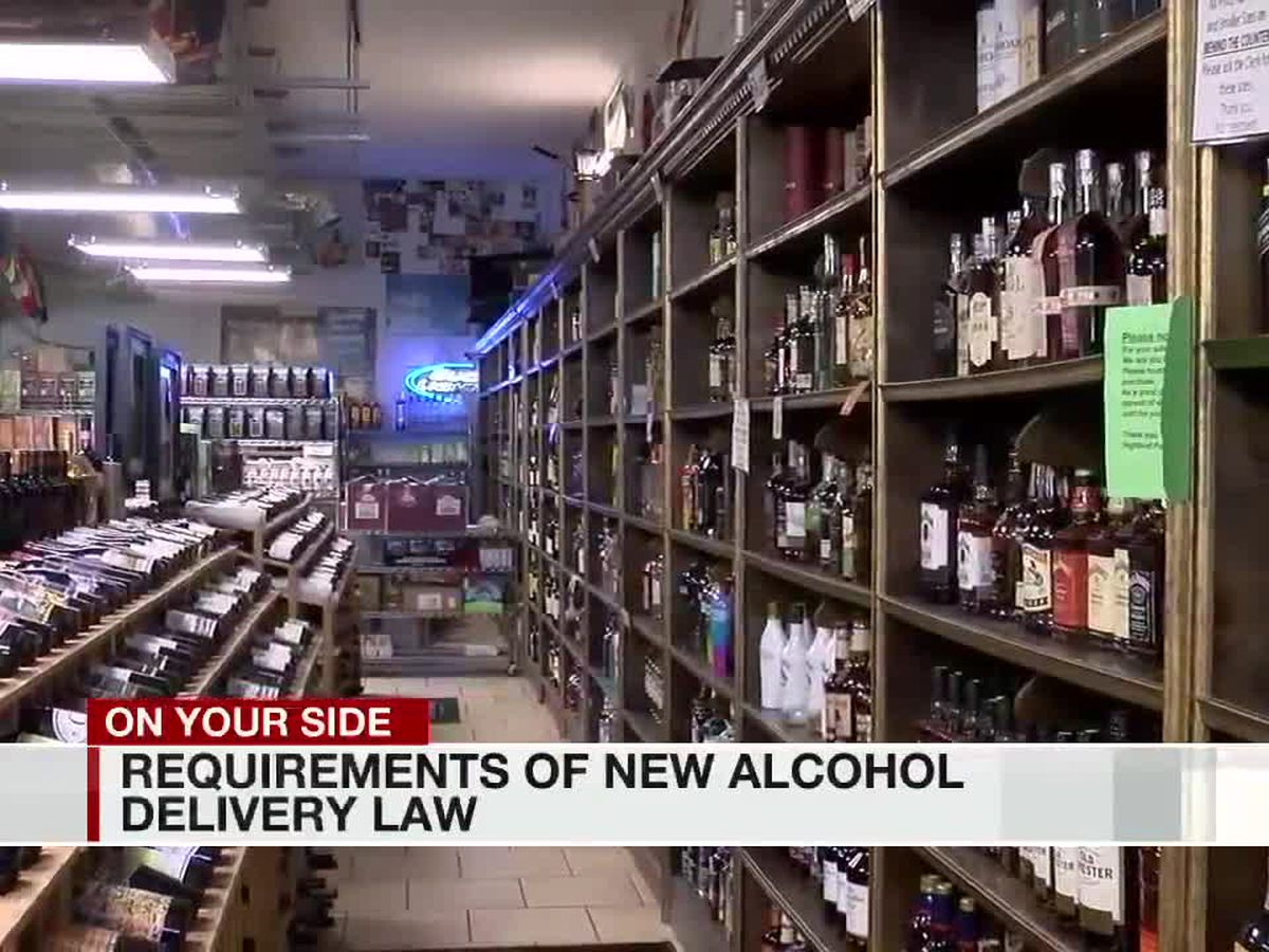ABC Board preparing to enforce new alcohol delivery legislation