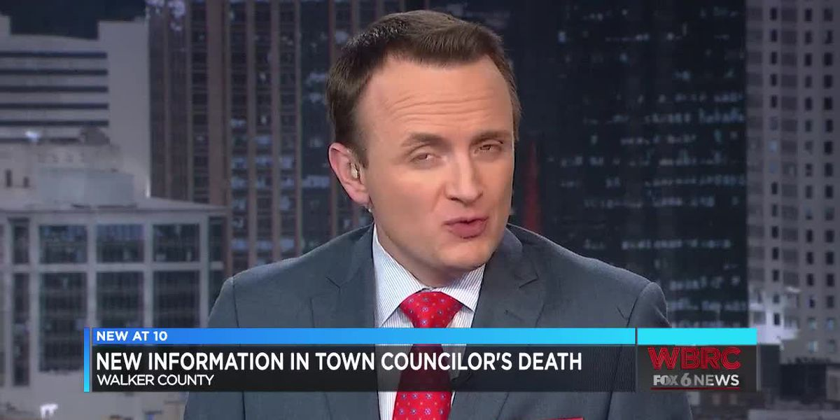New information in town councilor's death