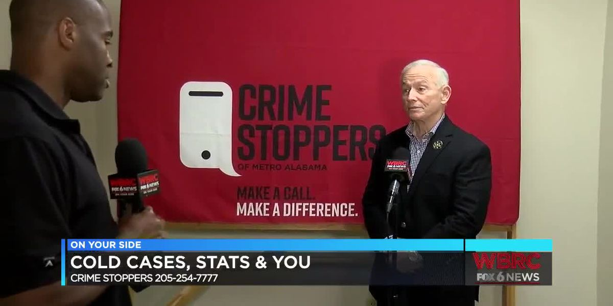 Crime Stoppers of Metro Alabama unveils new logo