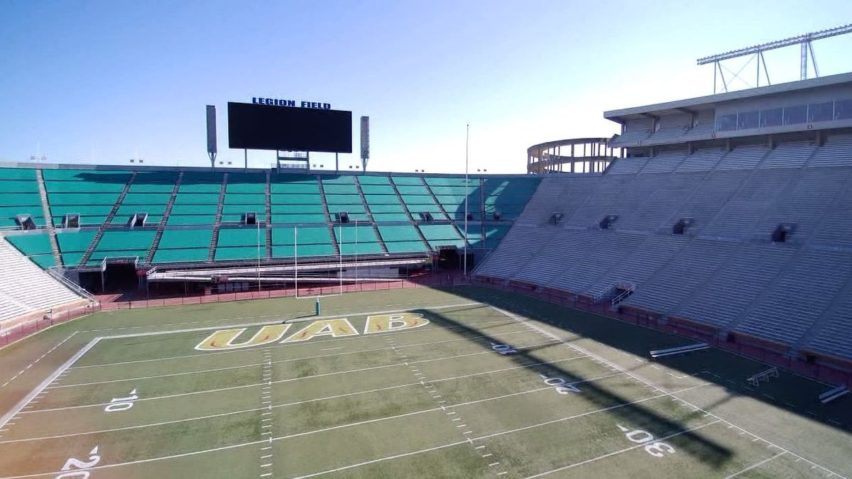 Will UAB fans show up for homecoming?
