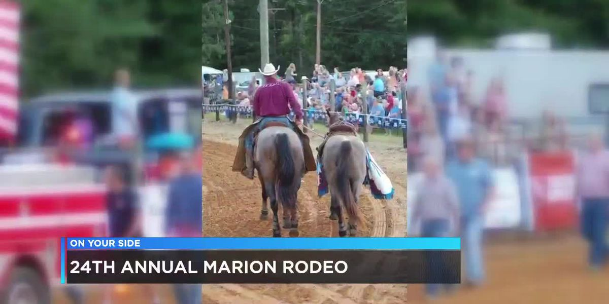 24th Annual Marion Rodeo