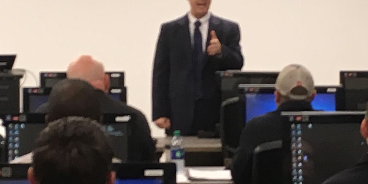New AL AG speaks at UA about cyber crime