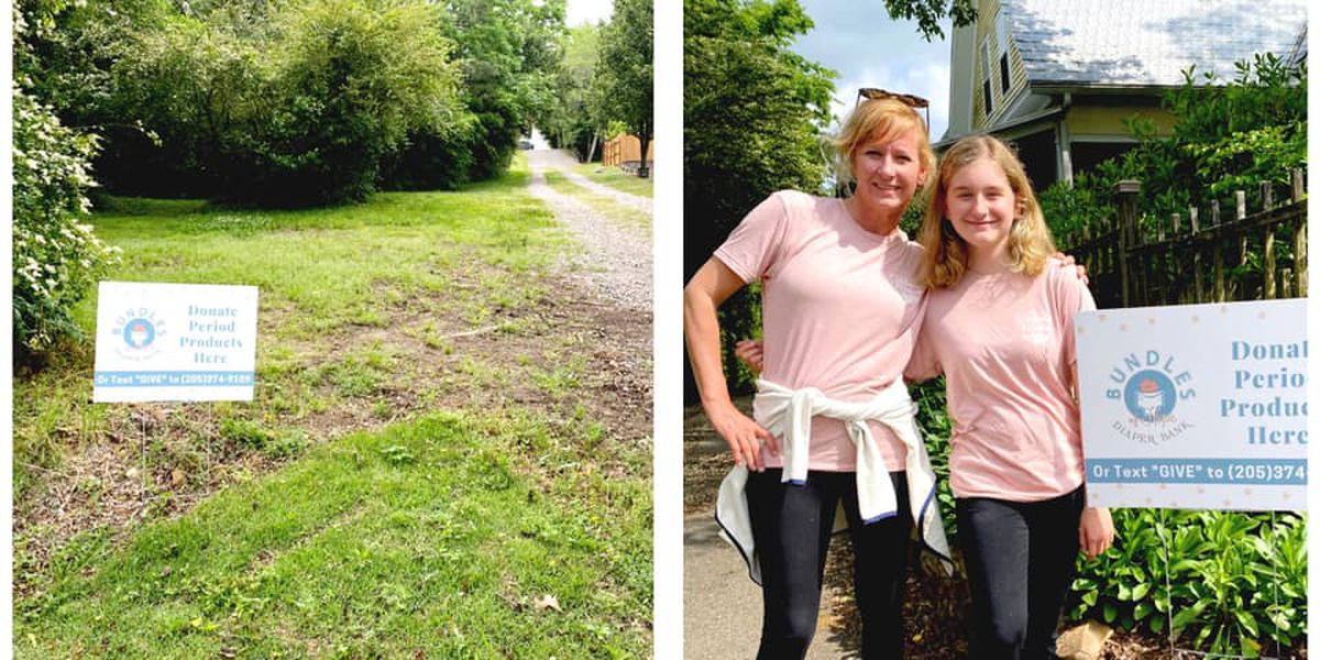 Bluff Park mom and daughter team up to celebrate, support moms this Mother's Day