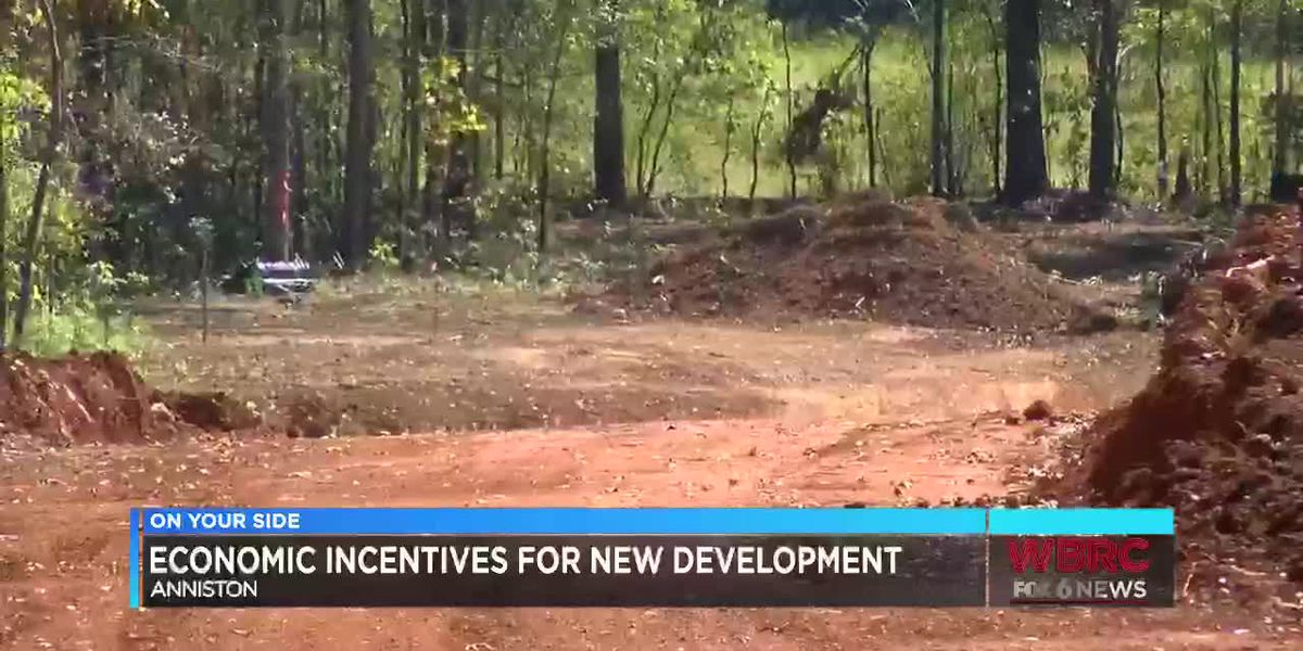Economic incentives in Anniston
