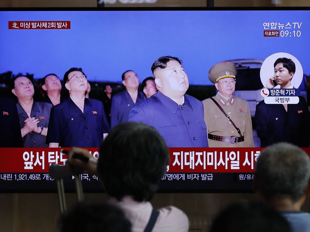 Kim expresses 'great satisfaction' over NKorea weapons tests