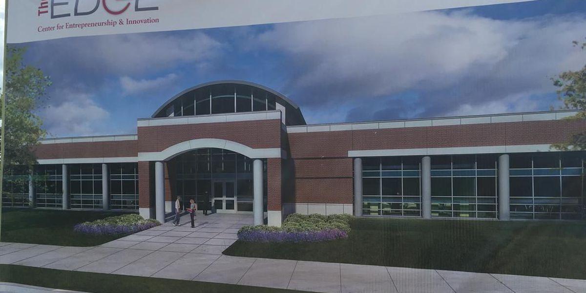 Tuscaloosa officials break ground on bigger business incubator center
