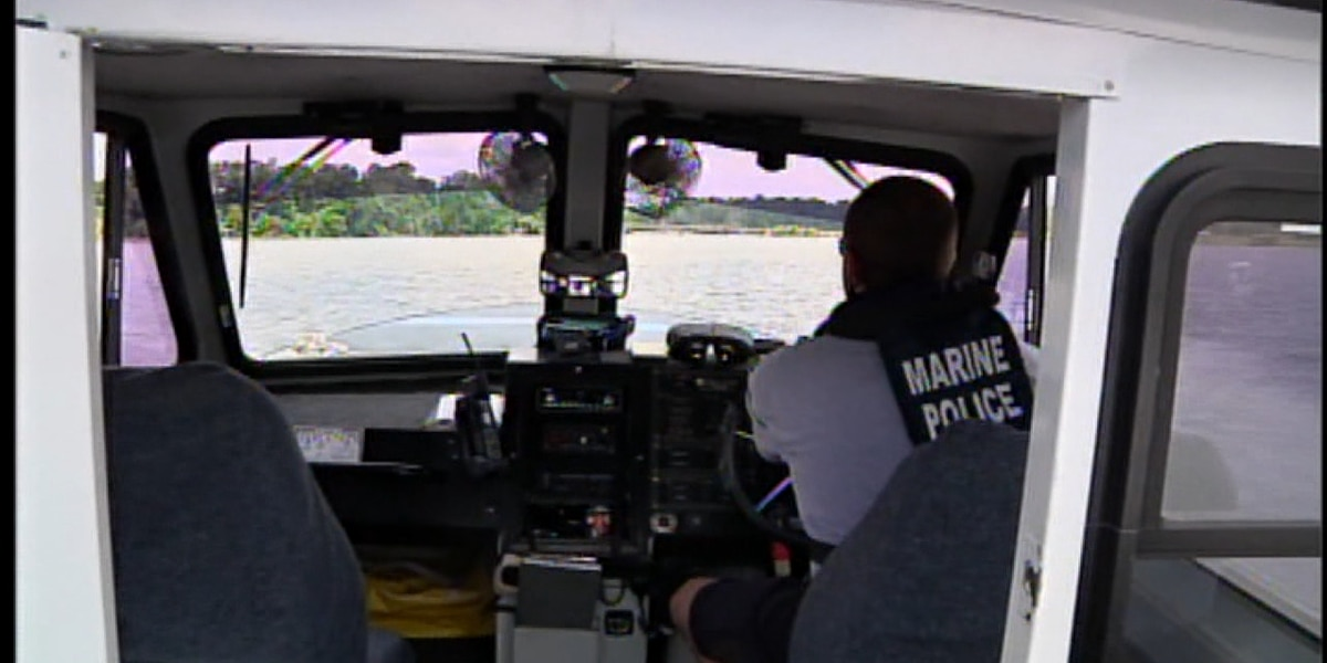 Sheriff's office wants to make sure folks are boating safely