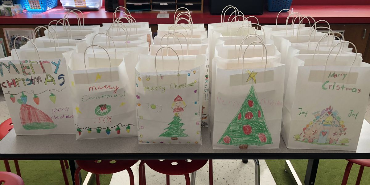 Giving Spirit: Students at Vestavia Hills Elem. East make care packages