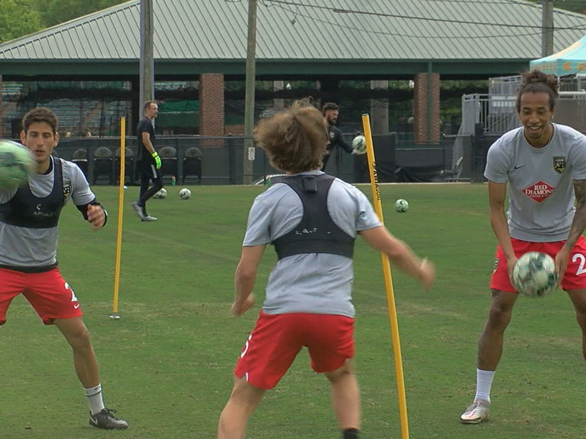 Legion FC cites concerns over field after season opener
