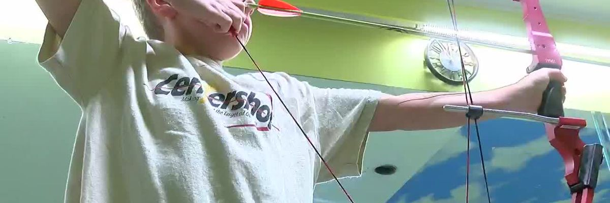 VIDEO; CenterShot Archery for God