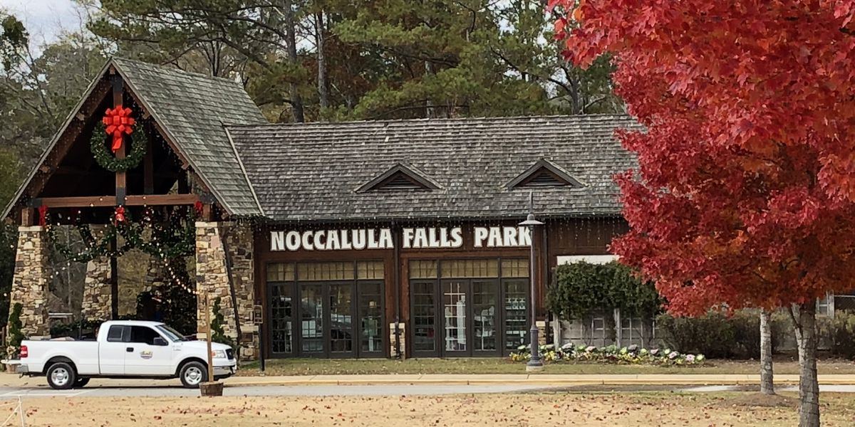 Noccalula Falls Park scheduled to open to Spring