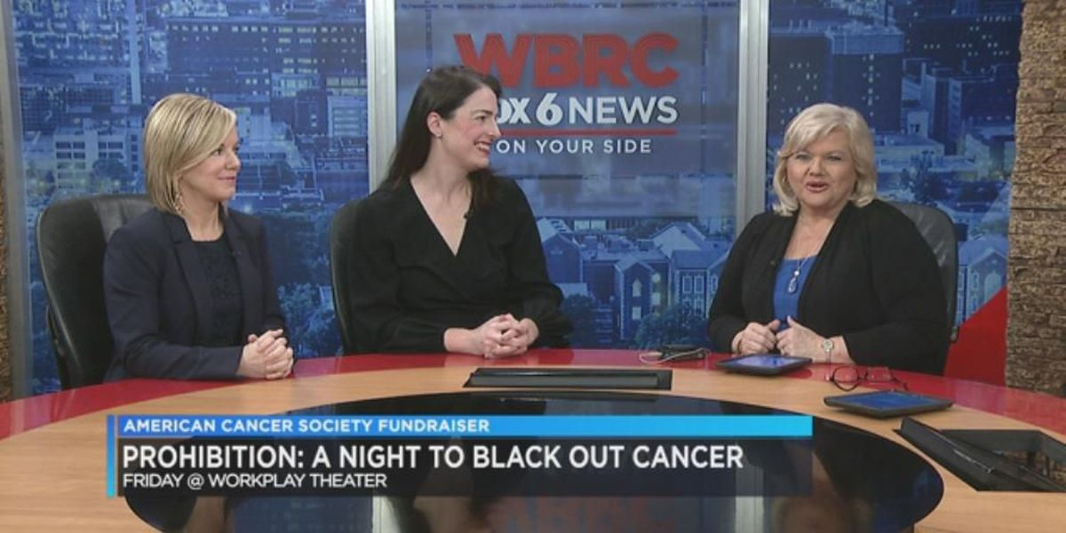 American Cancer Society's Prohibition Party: A Night to Black Out Cancer