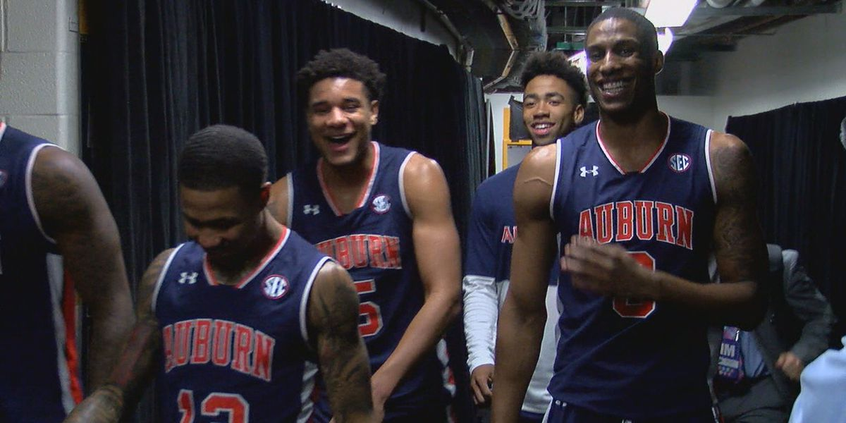 Auburn advances to SEC Tournament semifinals for first time since 2015