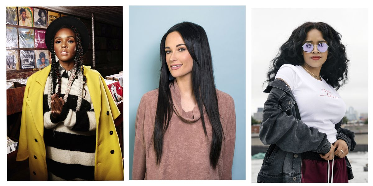 Rise up: Female voices take center stage at Grammys