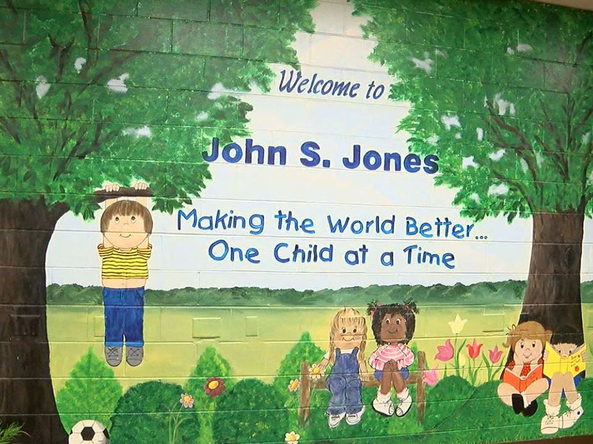 Principal: Faculty at John Jones Elementary worked hard for National Blue Ribbon honor